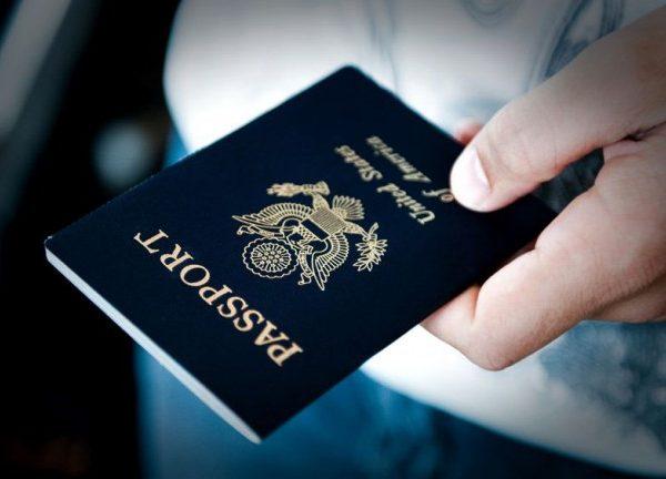 aide visa, passeport